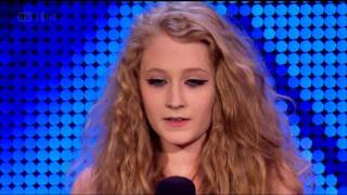 "Janet Devlin ""I Don't Wanna Miss a Thing"" X Factor UK 2011- Bootcamp (HDTV)"