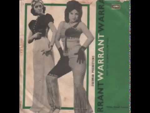 kamal ahmed - warrant 1976
