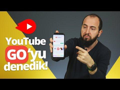YOUTUBE GO İLE İNTERNETSİZ VİDEO İZLEYİN!