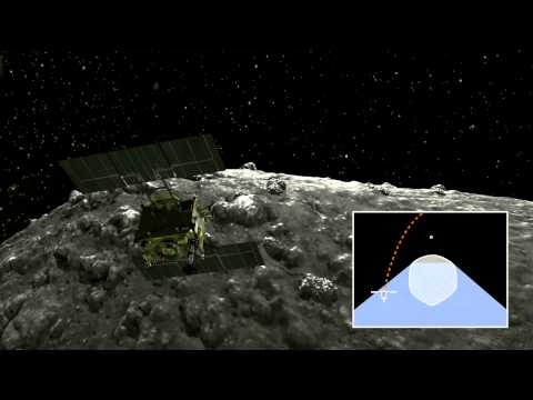 Japan launches asteroid mission to blow up a space rock