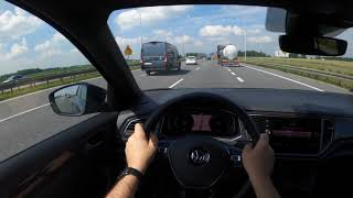 2020 Volkswagen T-Roc Test Drive