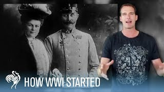 Why did WW1 start? Dan Snow explains in 2 minutes