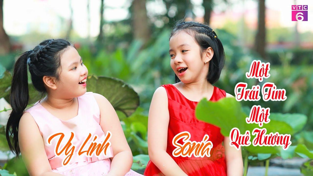 MỘT TRÁI TIM MỘT QUÊ HƯƠNG - Vy Linh & Sonia _ Trung tâm Âm Nhạc Hoài Nhung   Ước Mơ Hồng VTC