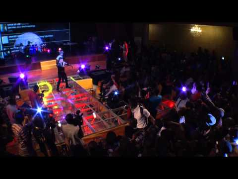 Wiz Kid's Performance At Lagos Allstars Concert | MTN Project Fame Season 6 Reality Show