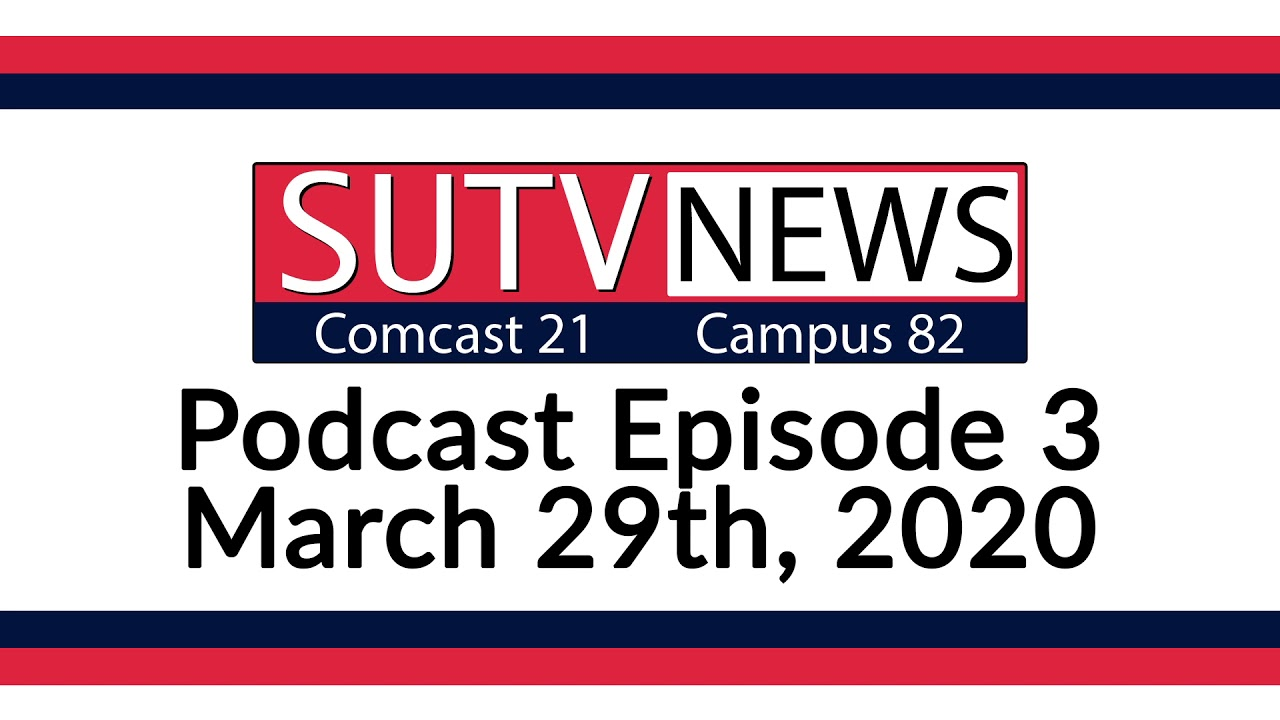 SUTV Podcast Episode 3
