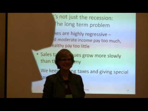 Funding Education For the Long Run WSPTA Legislative Assembly 2011.mpg