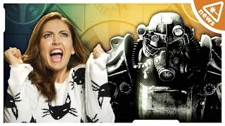 FALLOUT 4 TRAILER BREAKDOWN! (Nerdist News Special Report w/ Jessica Chobot)