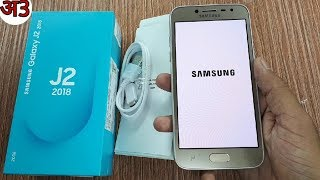 Galaxy J2 2018 Unboxing