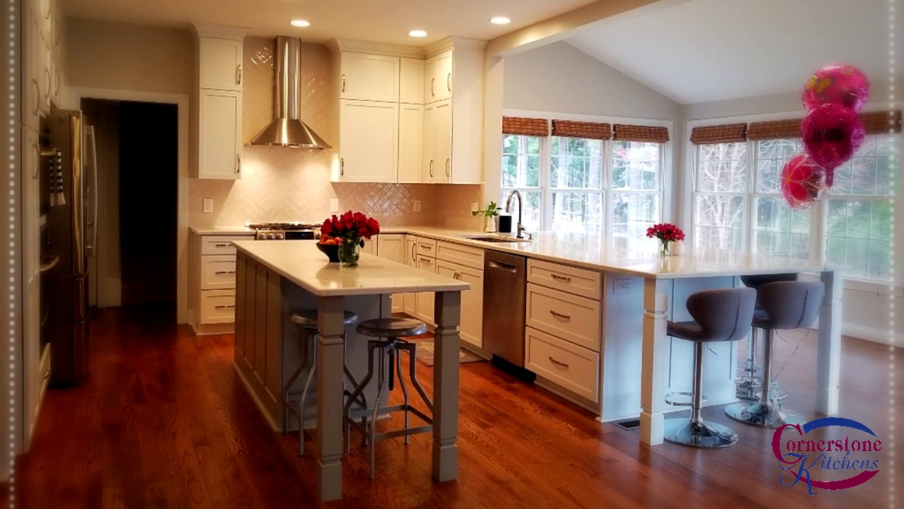 Cornerstone Kitchens: Your First Choice For Exceptional Quality Kitchen  Cabinets In Raleigh, NC