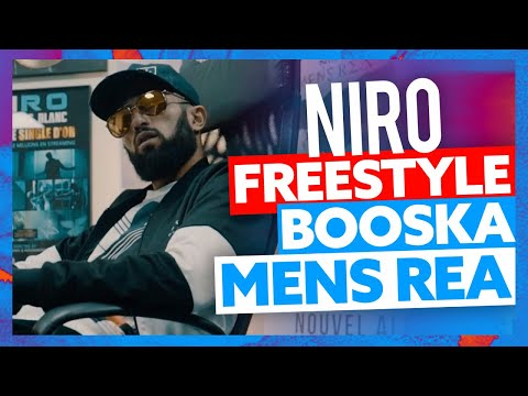 Niro | Freestyle Booska Mens Rea