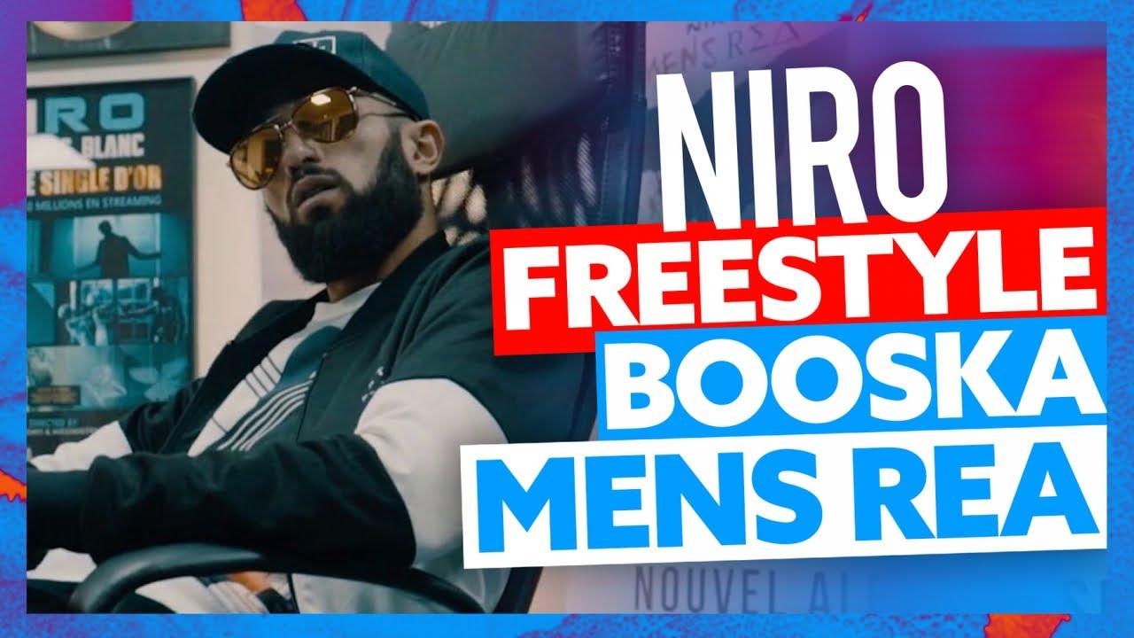 Download Niro | Freestyle Booska Mens Rea