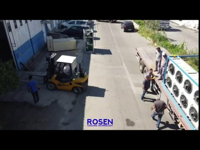 Good News! Rosen moves to a new and larger factory.