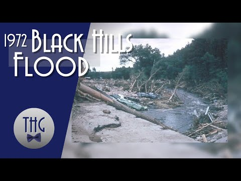 Five Minutes of History: The Black Hills Flood