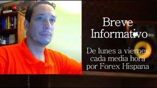 Breve Informativo - Noticias Forex del 3 de Julio 2018