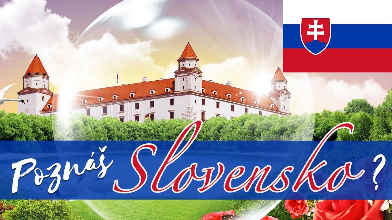 Ako dobre poznáš Slovensko?