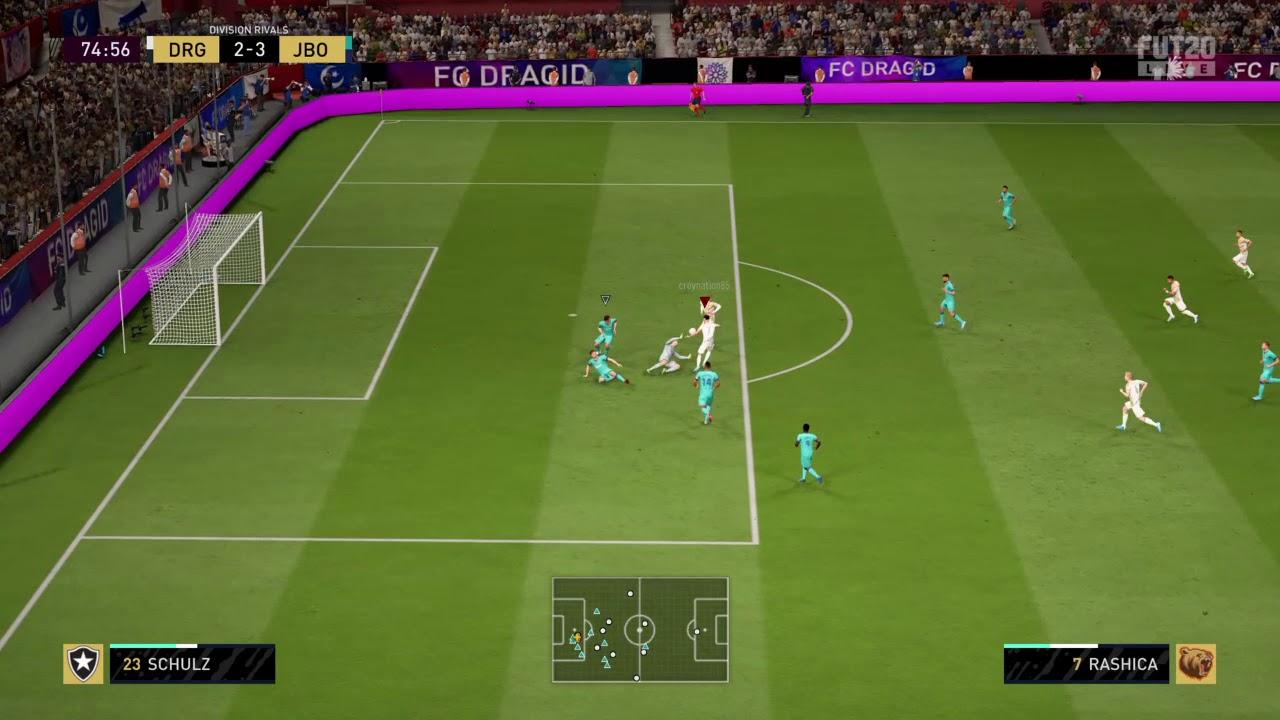 Rashica Fifa 18