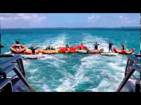 Motor Yacht LAZY Z Charter Experience Bahamas 2013