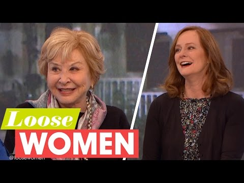 Miss Michael Learned and Mary Mcdonough Reminisce About The Waltons | Loose Women
