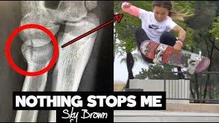 WHAT HAPPENED?! | Sky Brown 10 Yr Old Skater