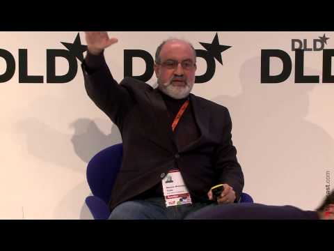 How Things Handle Disorder (Nassim Nicholas Taleb, Distinguished Professor at NYU) | DLD14