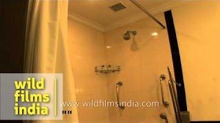 Room of hotel Taj