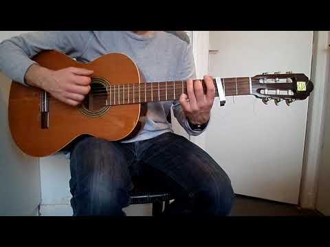 Bigflo et oli - Papa - comment jouer tuto guitare YouTube En Français