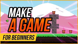How To Make A Game - Unity For Beginners