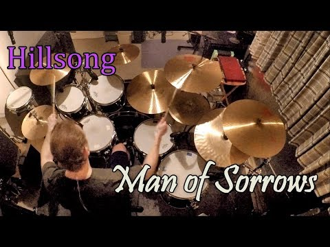 hillsong---man-of-sorrows-(drum-cover)