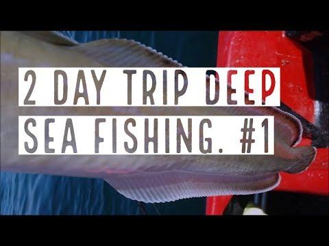 Three Men & One Boat, Deep Sea Fishing - PART 1