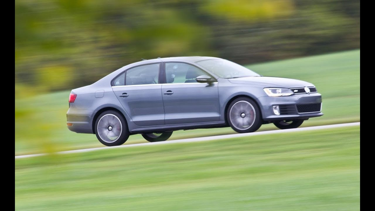 2017 Volkswagen Jetta Gli Lightning Lap Car And Driver
