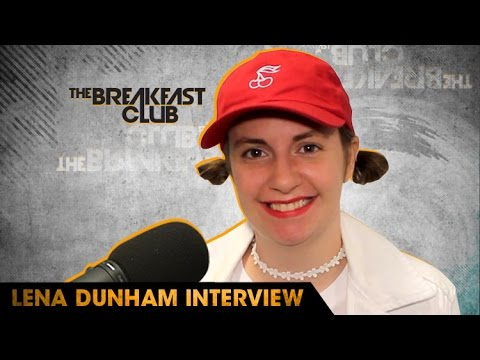 Lena Dunham Interview With The Breakfast Club (10-5-16)