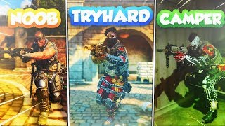 Black Ops 4 Stereotypes!