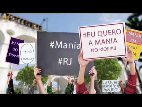 🔴 Tá chegando a hora! Rádio Mania Rio de Janeiro 102,9 FM