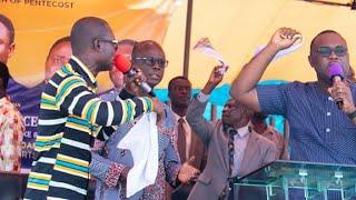 Pentecostal Praises led by Rev. Godfred Ebo Arthur Dadzie @ COP Asokwa Area' Prayer Convention 2019