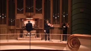 G.F. Handel Trio Sonata in G minor, Op. 2, No. 8 - Zoran Jakovcic