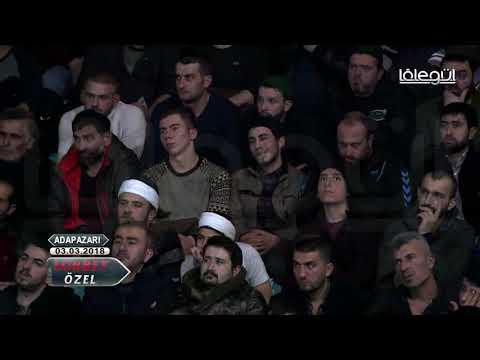 3 Mart 2018 Tarihli Adapazarı Sohbeti - Cübbeli Ahmet Hocaefendi Lâlegül TV