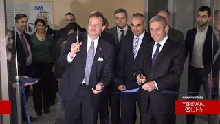Նորարարական լուծումների և տեխնոլոգիաների կենտրոն՝ Երևանում