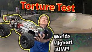 ARRMA Kraton Destruction TEST EPIC AIR!!! RC Car Abuse