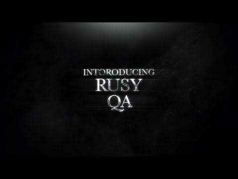 introducing   Rusy QA