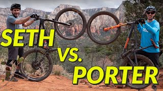 GAME OF BIKE - Porter vs. Seth in Sedona