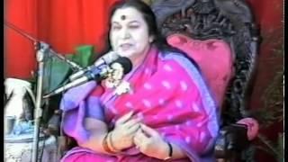 Sahaja Yoga - Shri Devi Puja Talk , Sydney, 1985 (Shri Mataji Nirmala Devi)