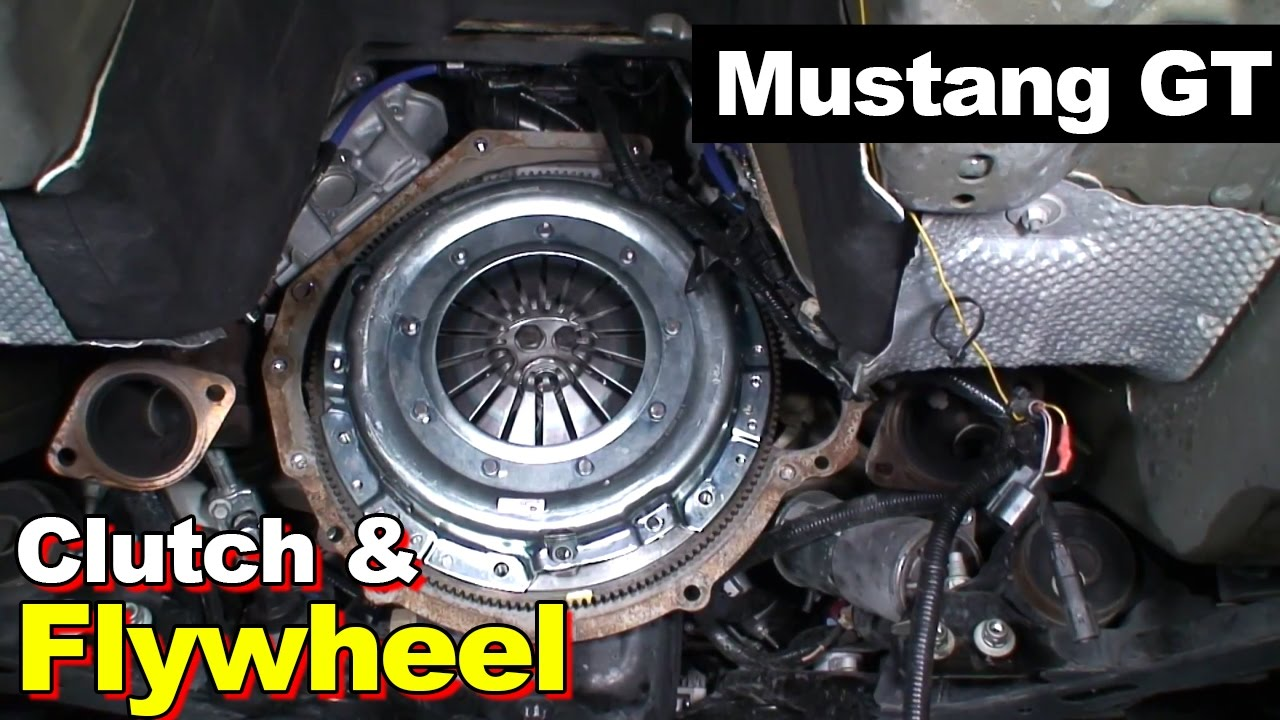 2013 mustang gt clutch and flywheel youtube rh youtube com 2013 mustang gt manual transmission problems 2002 Mustang GT Manual Transmission