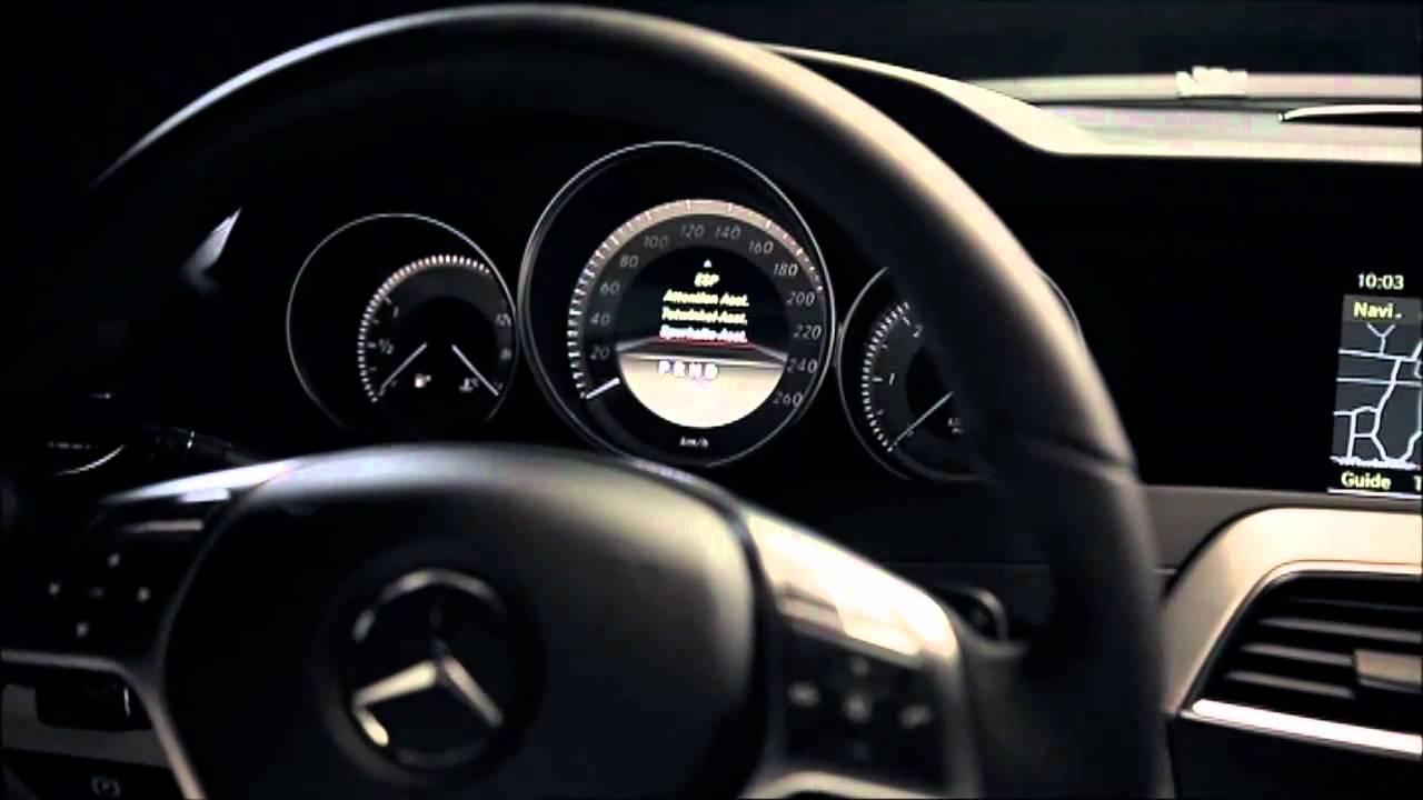 2011 2012 Mercedes C Class W204 Facelift Official Trailer
