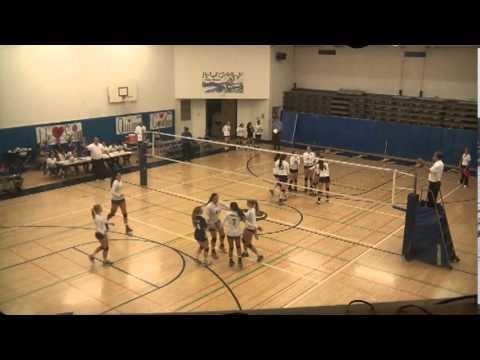 130927 Mills vs Menlo College pt 1 of 2