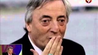 Nestor Kirchner x TVR: 1950 - Eternidad más insoportablemente vivo que de costumbre - 31-10 -15