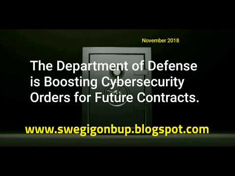 The Department of Defense is Boosting Cybersecurity Orders for Future Contracts