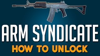 BFH ARM UNLOCK! Battlefield Hardline Operator Syndicate Multiplayer Gameplay