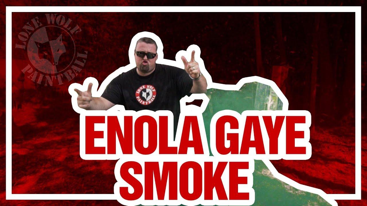 Enola Gaye EG18 vs EG18X Smoke Grenade Comparison   Lone Wolf Paintball  Michigan