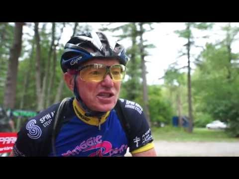 "Freetown 50: Paul Curley - 1st 50+ 50 Miler - ""A mountain bike Paris-Roubaix."""