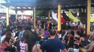 Fête de la danse au Honduras